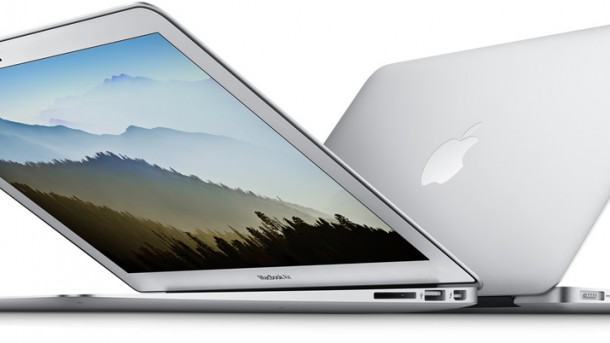 Apple business notebooks