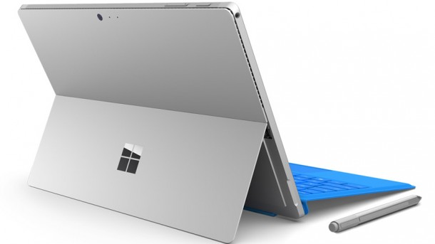 Surface Pro 4 tablet